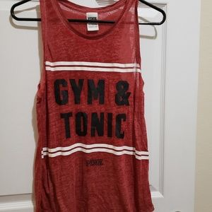 3 for $10 Sale - Pink Workout Tank